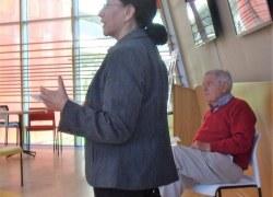 Spirit Builders Pine Tree Talk at Trent University October 18th at noon